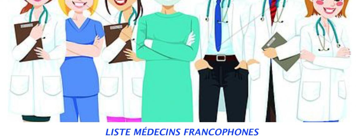 5ddc93416ce MEDECINS FRANCOPHONES VALENCIA | Valencia Expat Services